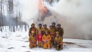2010 House Burn