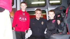 Firefighter Tucker