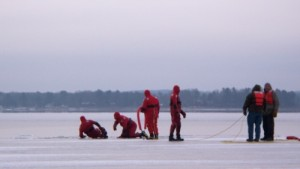 2011 Ice Rescue Training